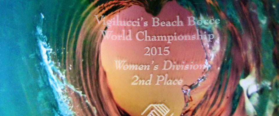 Beach Bocce Ball Tournament